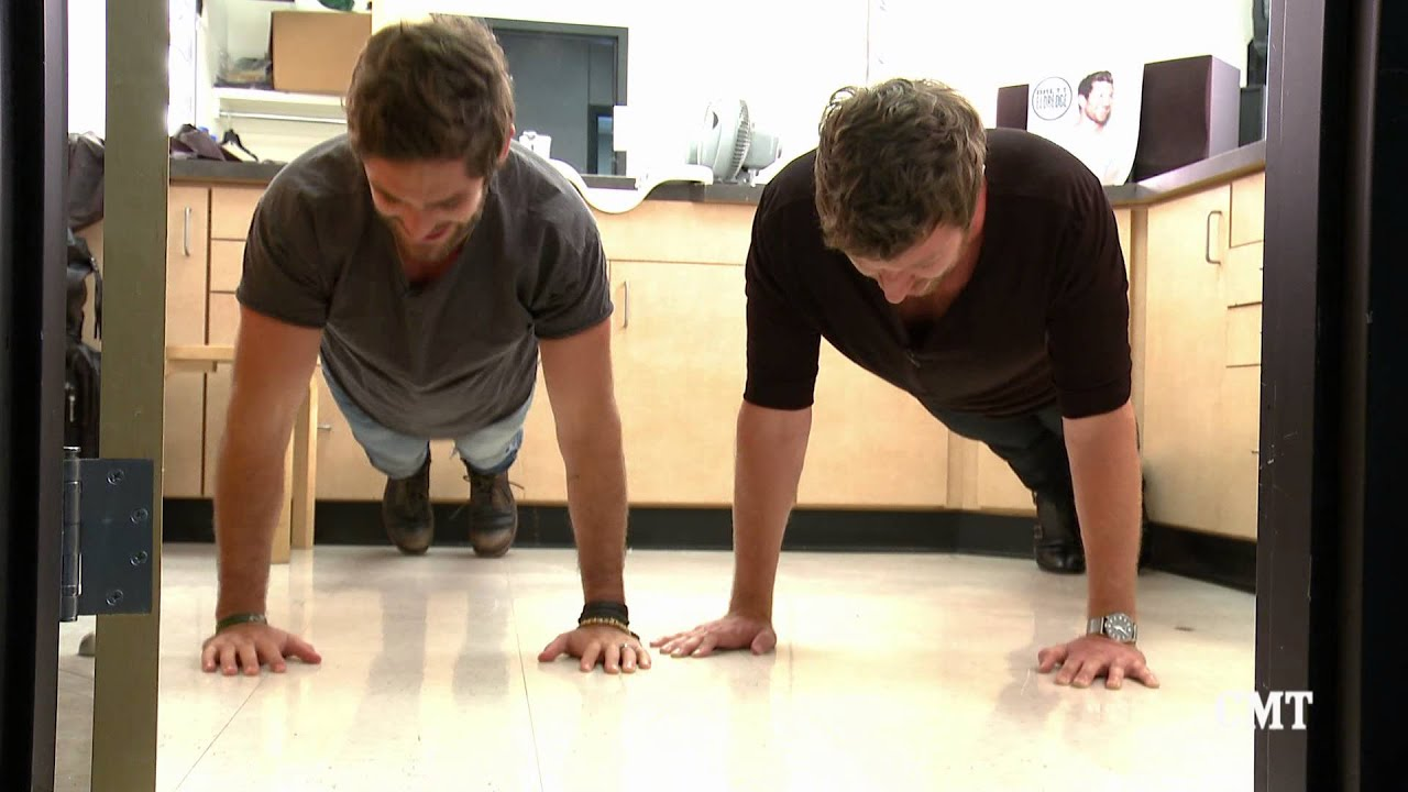 Thomas Rhett & Brett Eldredge — #CMTonTour