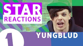 Star Reaction: Yungblud