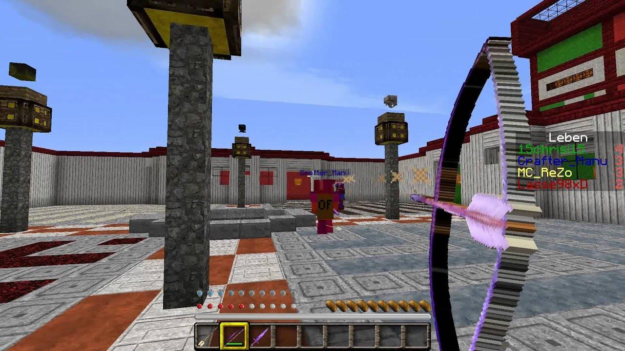 Minecraft FFA MAP DOWNLOAD NOW YouTube - Minecraft spielerkopfe erstellen