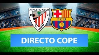 (SOLO AUDIO) Directo del Real Madrid 3-4 Real Sociedad y Athletic 1-0 Barcelona en COPE