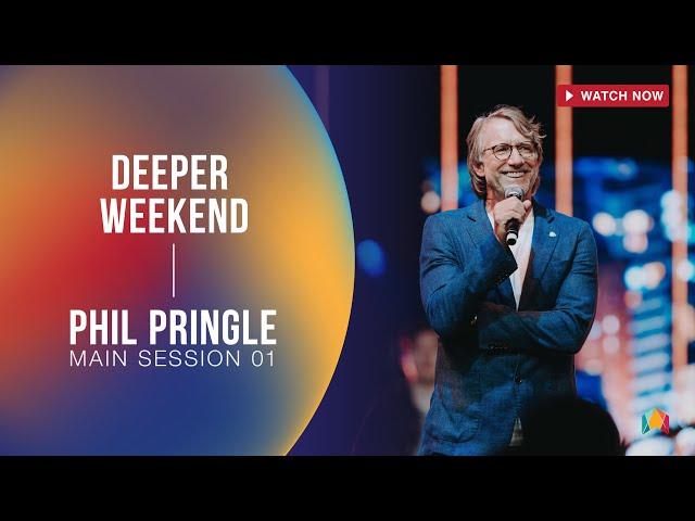PHIL PRINGLE - DEEPER WEEKEND