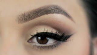 PERFECT BROW TUTORIAL/ROUTINE | BeautyyBird