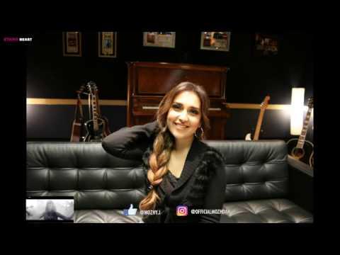Mozhdah - Live  December 17 2016 | Derniere Danse درمورد آهنگ جدید مژده جمالزاده به زبان فرانسوی
