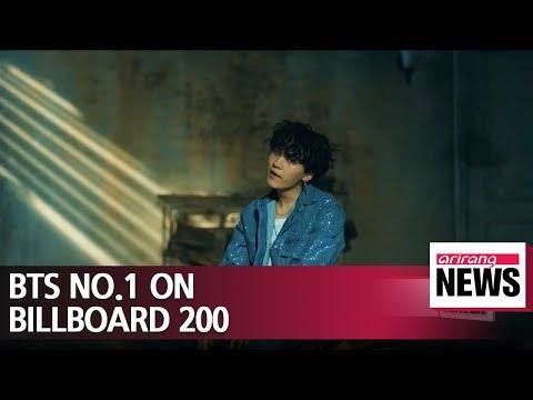 BTS first South Korean artist to top Billboard 200