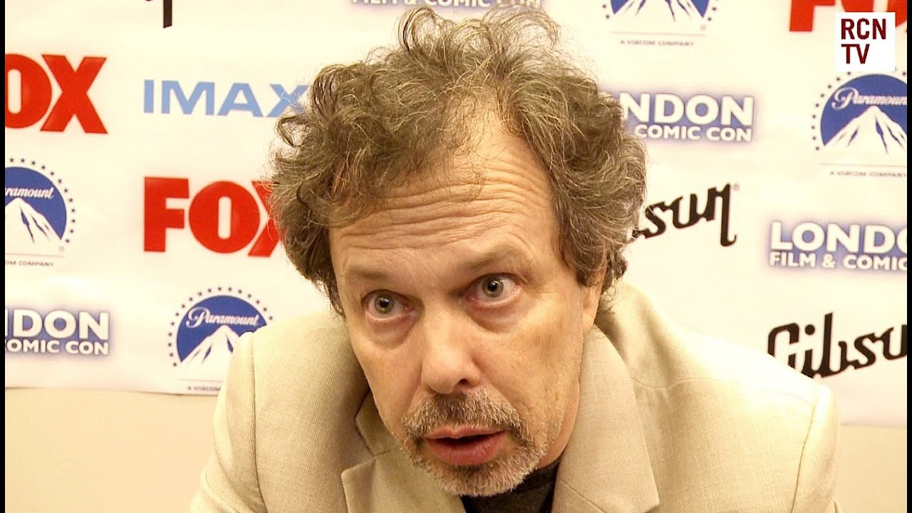Curtis Armstrong Interview - L...