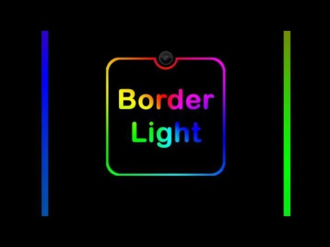 BORDERLIGHT APK LIVE WALLPAPER ANDROID 📳. - YouTube