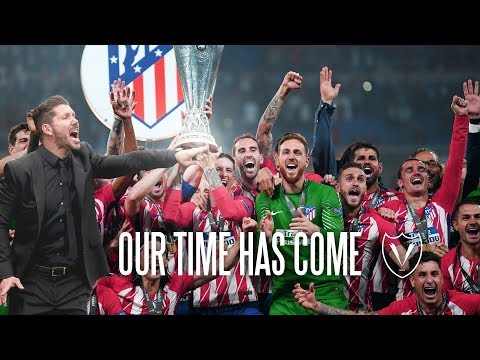 Atlético madrid - marseille 3-0 - our time has come | cinematic highlights 2018