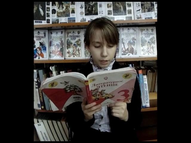 Изображение предпросмотра прочтения – ВероникаКириченко читает произведение «Зимний вечер» А.С.Пушкина
