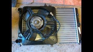 Не включается вентилятор радиатора охлаждения ВАЗ.