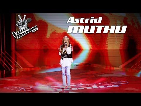 Astrid Muthu - Cancao do Mar | Auditiile pe nevazute | VRJ 2017