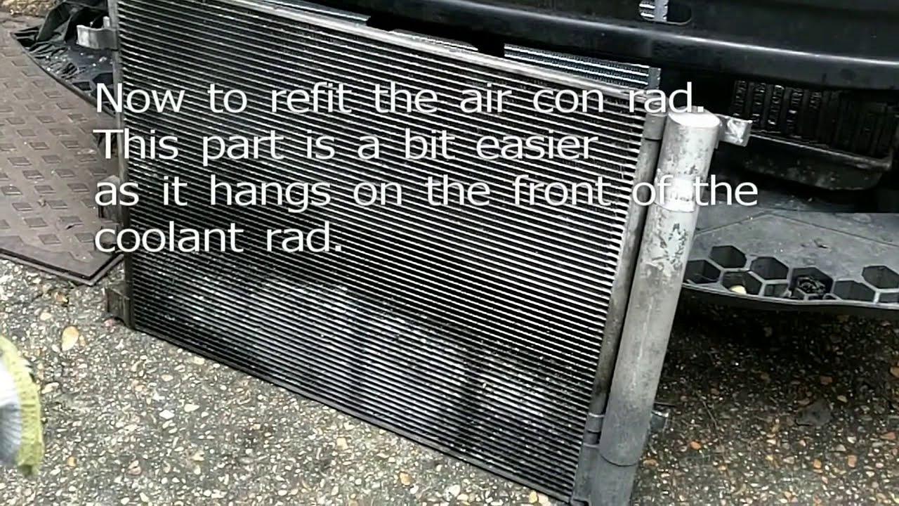 Hyundai I20 Radiator Replacement
