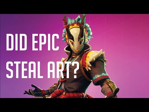 Teenager Claims That Epic Games Stole Their Art