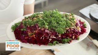 Shredded Rainbow Salad - Everyday Food With Sarah Carey