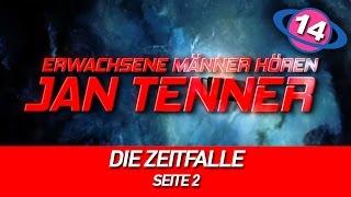 Erwachsene Männer hören Jan Tenner | #14 | Die Zeitfalle | Seite 2