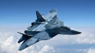 Истребитель пятого поколения Т 50 Крылья России