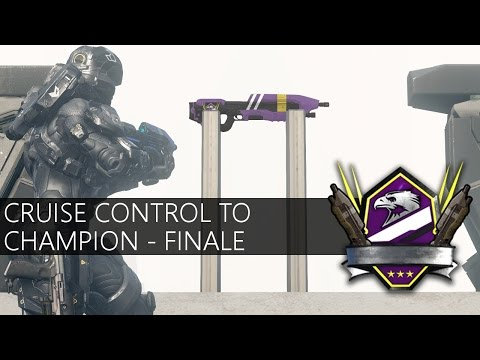 Halo 5 - Cruise Control to Champion ep. 27 (Finale)