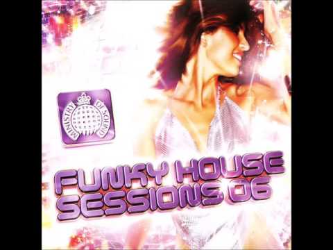 Ministry Of Sound (Various) ‎– Funky House Sessions 06 (CD1)