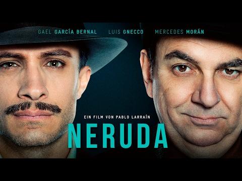 Neruda Offizieller Trailer Deutsch