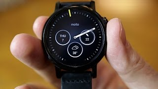 Moto 360 (2nd Gen) Review: Over 4 Months Later!(Check out my latest review on the Moto 360 (2015) 2nd Gen smartwatch running Android Wear. A nice refinement from the original Moto 360. Buy Moto 360 2nd ..., 2016-01-09T15:00:02.000Z)