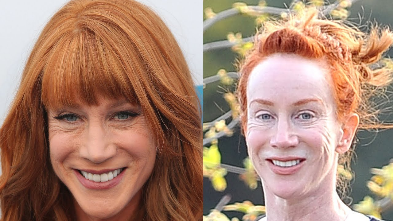 Kathy Griffin Without Makeup   YouTube Kathy Griffin Without Makeup