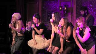 "Broadway Loves the Spice Girls - ""Wannabe"""