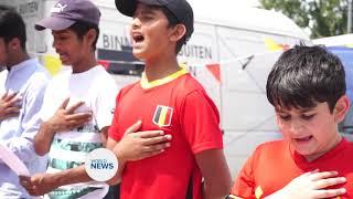 Belgium Ahmadi Muslims celebrate National Day