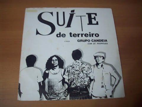 Grupo Candeia - 1986,    Teresina - Piauí