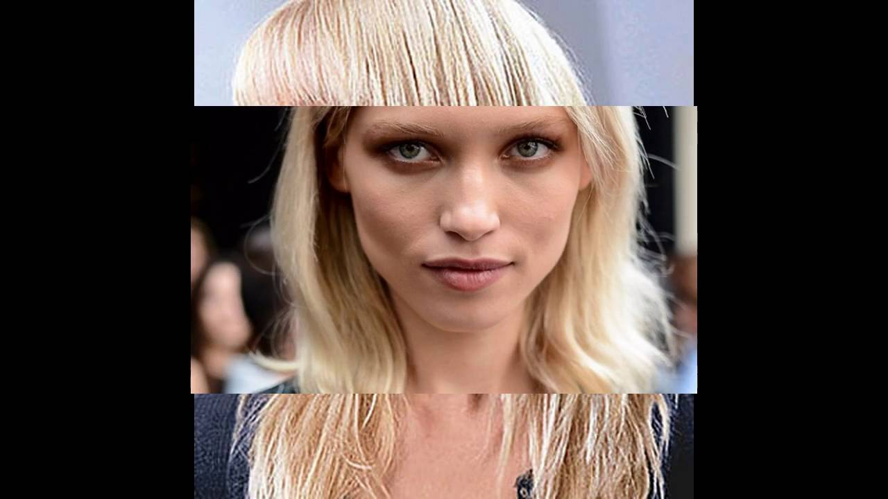 Frisuren Blond Mittellang Haarfarben
