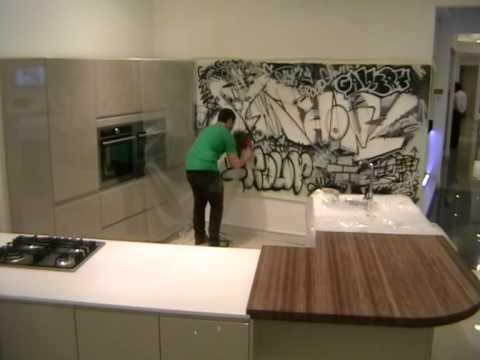 Symphony Group Marketing Suite - Set Dressing - Graffiti Art