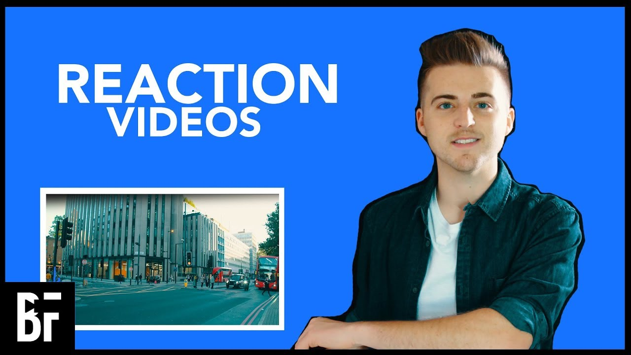 How To Edit A Reaction Video For Youtube Premiere Youtube