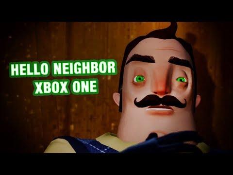 HELLO NEIGHBOR XBOX ONE | Hello Neighbor Act 3