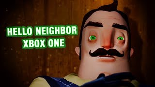 Hello Neighbor Xbox One | Hello Neighbor Act 3