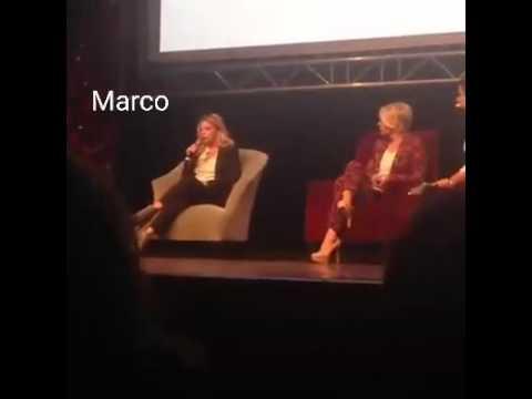 Emma Marrone e Maria De Filippi #iltempodelledonne