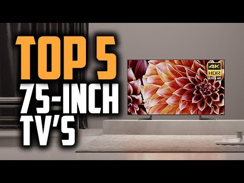 Best 75-inch TVs In 2018 - Which Is The Best 75