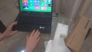 Китайский ноутбук Lenovo v580c(Официальная страница:http://vk.com/pesfantv На этот раз это самый настоящий китайский ноутбук , купленный в России...., 2013-11-03T08:51:42.000Z)