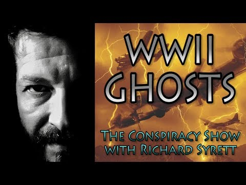 Ghosts of WWII, with Matt Swayne (TCS - December 30, 2018)