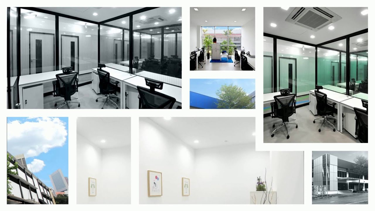 Cheap Office Space For Rent Singapore - YouTube