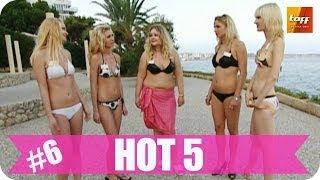Repeat youtube video Hot 5: