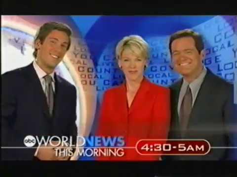Ch 5 WCVB Boston MA Eye Opener News Promo Fall 2003