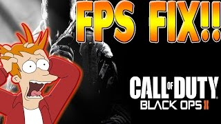 Black ops 2 backwards compatibility LAG FIX and FPS FIX!
