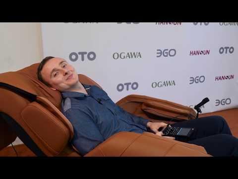 Недорогое массажное кресло для дома Uno One Light UN 361