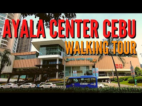 Cebu City New Normal | Ayala Center Cebu | Walking Tour | The Terraces |