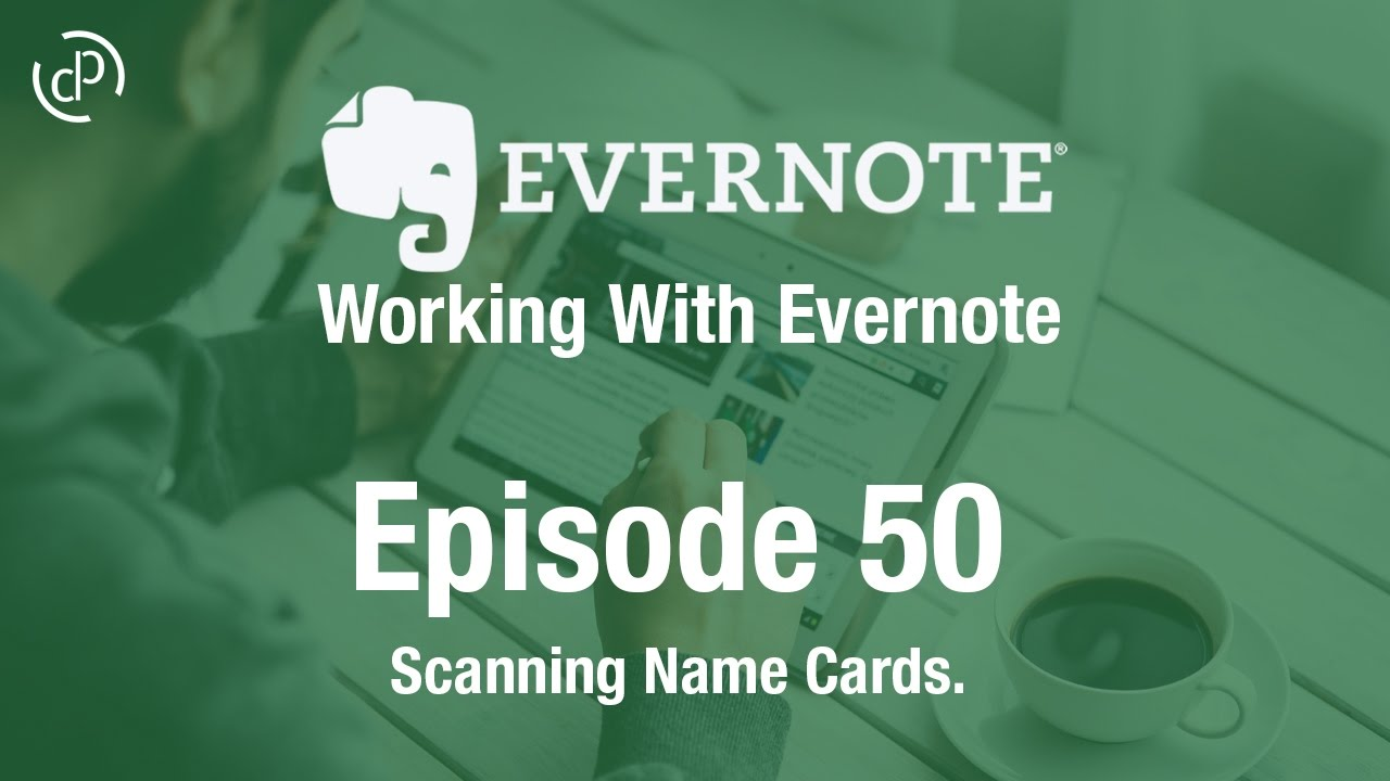 Working with evernote ep50 scanning name cards youtube working with evernote ep50 scanning name cards reheart Images