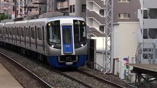 西鉄天神大牟田線3000系急行列車