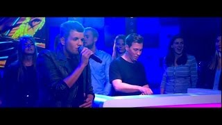 Hardwell Ft. Jake Reese -Mad World - RTL LATE NIGHT