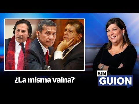 ¿La misma vaina? - SIN GUION con Rosa María Palacios