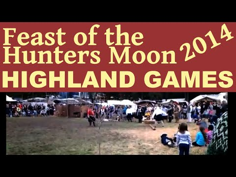 Feast of the Hunters Moon Highland Games