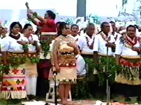 The Lakalaka, Dances and Sung Speeches of Tonga