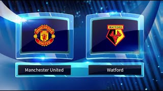 Manchester United vs Watford Predictions & Preview 30/03/2019 - Football Predictions
