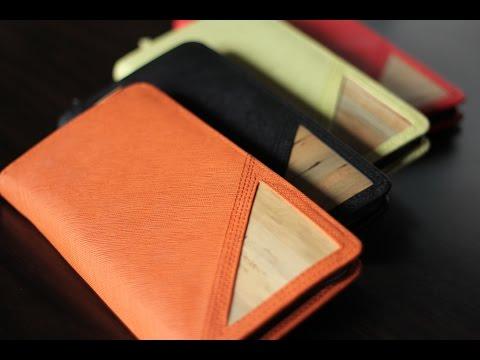 Bucketlist Travel Wallet